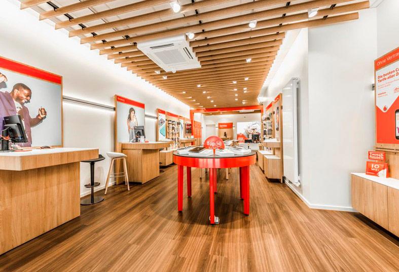 Vodafone - Servitel XXI